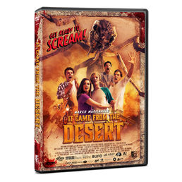 It Came from the Desert -DVD